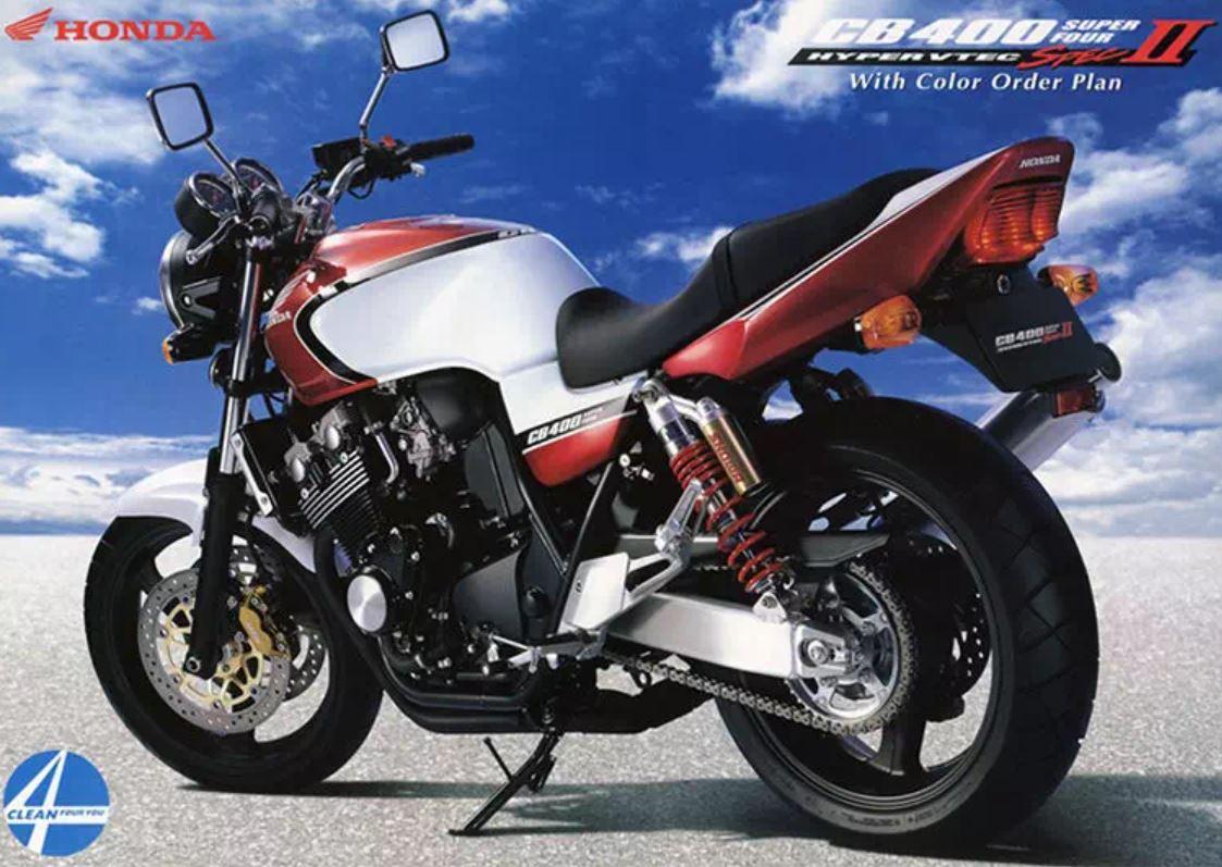 ホンダ CB400 spec2