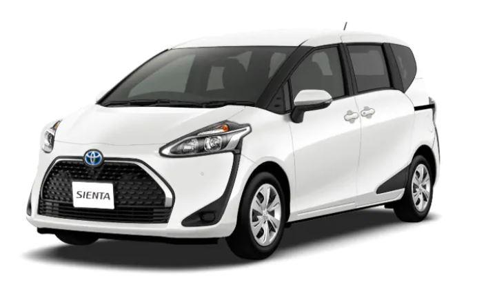 Toyota シエンタ