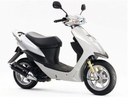 suzukiスクーター ZZ